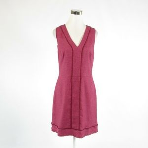 Banana Republic pink sleeveless dress 10